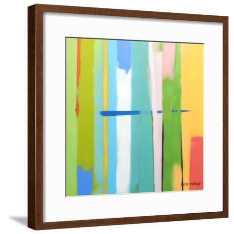 Urban Summer 2-Gil Miller-Framed Art Print