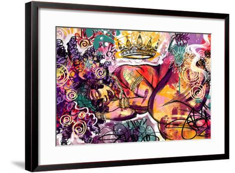 Radiance-Justin Copeland-Framed Art Print