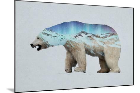 The Arctic Polar Bear-Davies Babies-Mounted Art Print