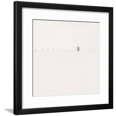 Frozen Landscape-Wilco Dragt-Framed Art Print