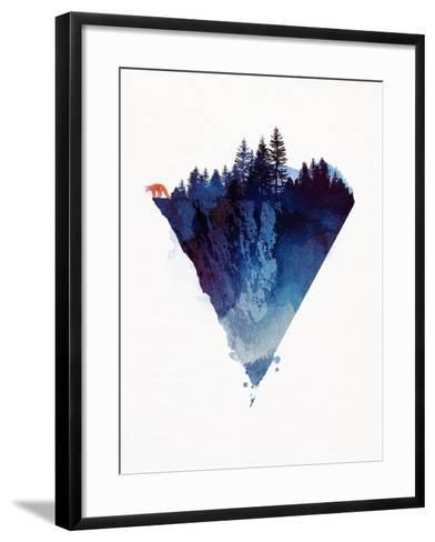Near to the Edge-Robert Farkas-Framed Art Print