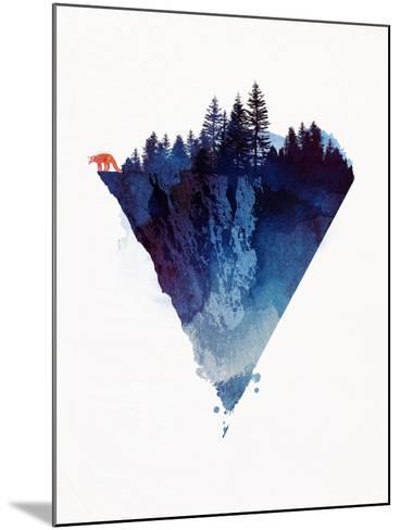 Near to the Edge-Robert Farkas-Mounted Art Print