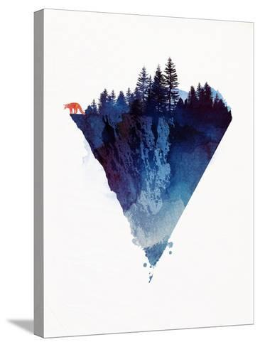 Near to the Edge-Robert Farkas-Stretched Canvas Print