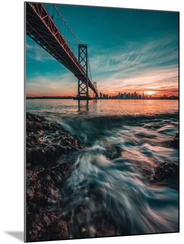Down by the Water-Bruce Getty-Mounted Photographic Print