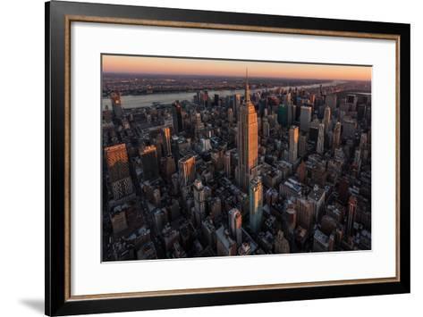 Empire Flight-Bruce Getty-Framed Art Print