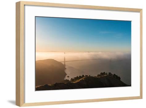 Amazing Light-Bruce Getty-Framed Art Print