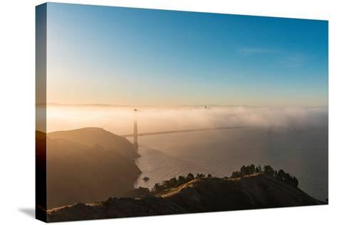 Amazing Light-Bruce Getty-Stretched Canvas Print
