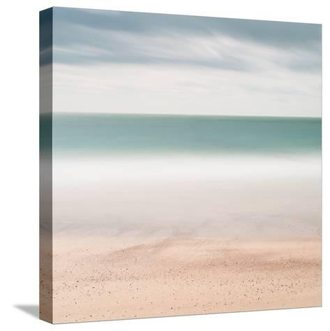 Beach, Sea, Sky-Wilco Dragt-Stretched Canvas Print