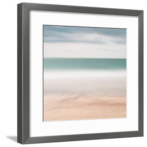 Beach, Sea, Sky-Wilco Dragt-Framed Art Print