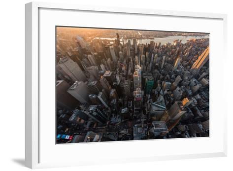 Morning Look Down-Bruce Getty-Framed Art Print