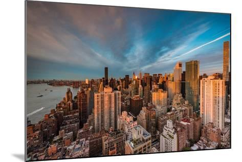 New York Morning-Bruce Getty-Mounted Photographic Print