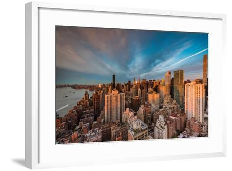 New York Morning-Bruce Getty-Framed Art Print