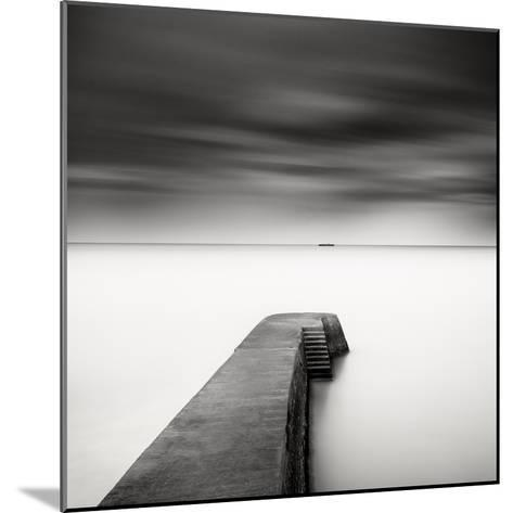 The Jetty-Study #1-Wilco Dragt-Mounted Photographic Print
