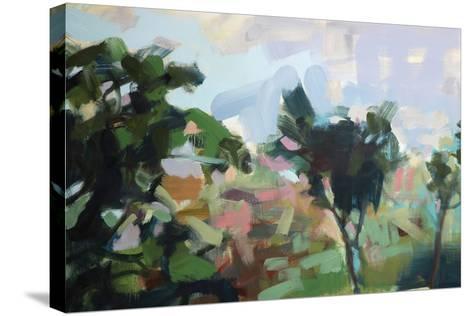 India No. 8-Angela Moulton-Stretched Canvas Print