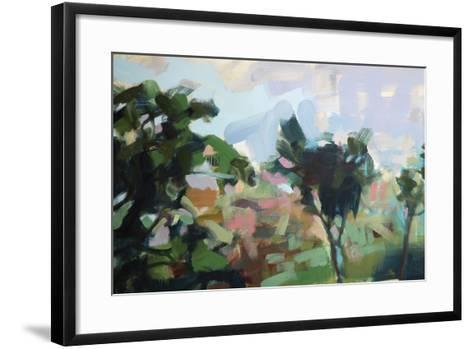 India No. 8-Angela Moulton-Framed Art Print