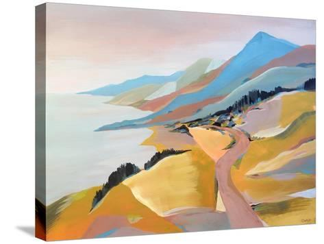 Monterey to the Sea-Pete Oswald-Stretched Canvas Print