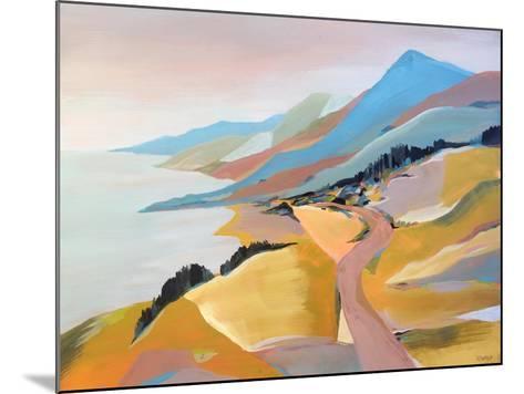 Monterey to the Sea-Pete Oswald-Mounted Art Print