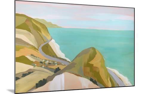 Big Sycamore Canyon-Pete Oswald-Mounted Art Print