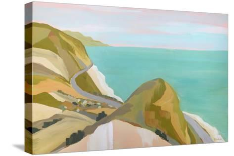 Big Sycamore Canyon-Pete Oswald-Stretched Canvas Print
