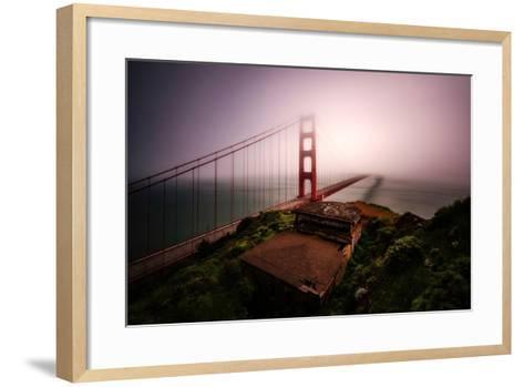 White Out-Bruce Getty-Framed Art Print