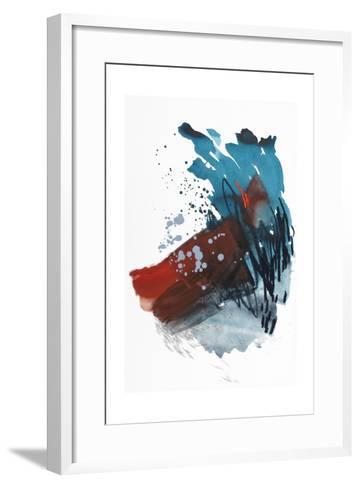 Before Freezing Point-Ying Guo-Framed Art Print