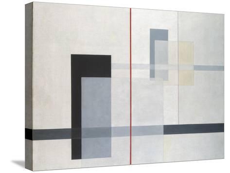 K VII-L?l? Moholy-Nagy-Stretched Canvas Print
