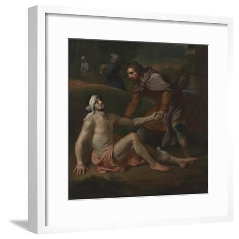 The Good Samaritan-Joseph Highmore-Framed Art Print