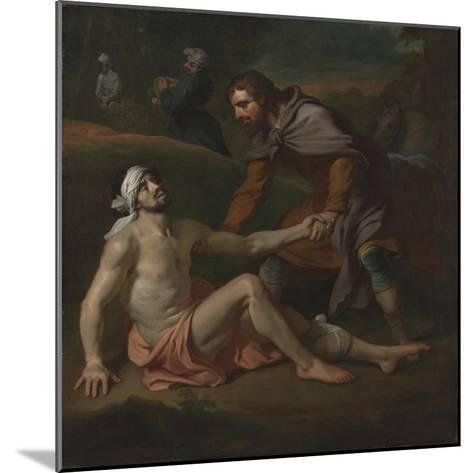 The Good Samaritan-Joseph Highmore-Mounted Giclee Print