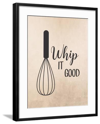 Whip It Good-Tamara Robinson-Framed Art Print
