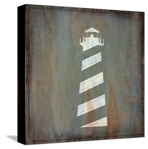 Lighthouse-Cora Niele-Stretched Canvas Print
