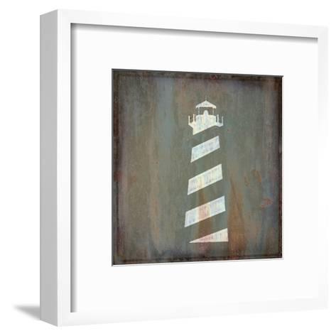 Lighthouse-Cora Niele-Framed Art Print