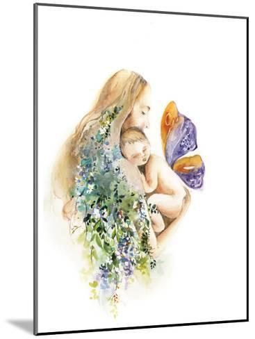 Mother Nature's Love-Sophia Rodionov-Mounted Art Print