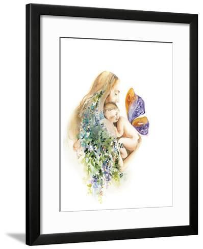 Mother Nature's Love-Sophia Rodionov-Framed Art Print