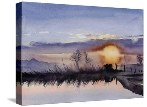 Simple Sunset-Sophia Rodionov-Stretched Canvas Print