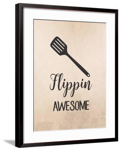 Flippin Awesome-Tamara Robinson-Framed Art Print