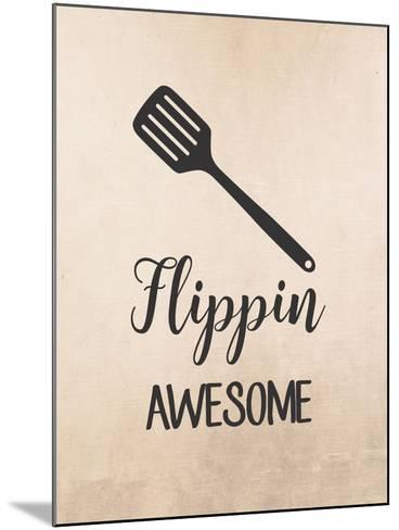 Flippin Awesome-Tamara Robinson-Mounted Art Print