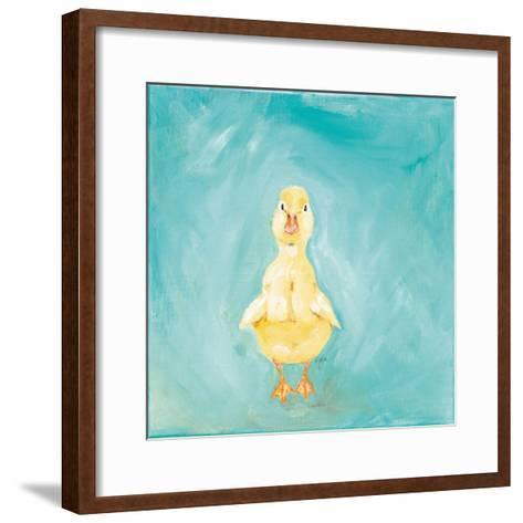 Duckling-Molly Susan-Framed Art Print