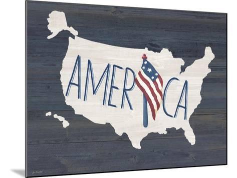 America-Jo Moulton-Mounted Art Print