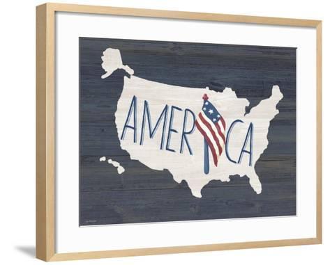 America-Jo Moulton-Framed Art Print