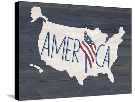 America-Jo Moulton-Stretched Canvas Print