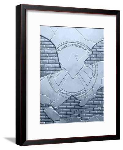 MARVEL: Agents of S.H.I.E.L.D.--Framed Art Print
