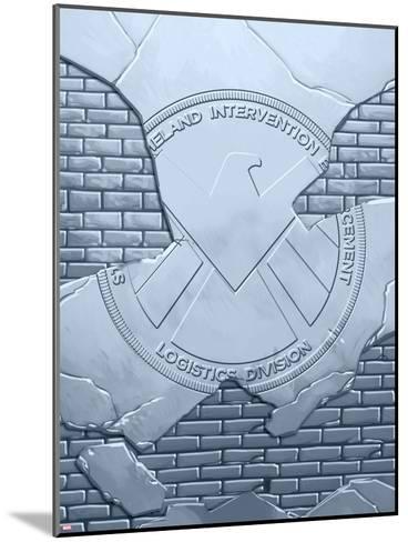 MARVEL: Agents of S.H.I.E.L.D.--Mounted Art Print