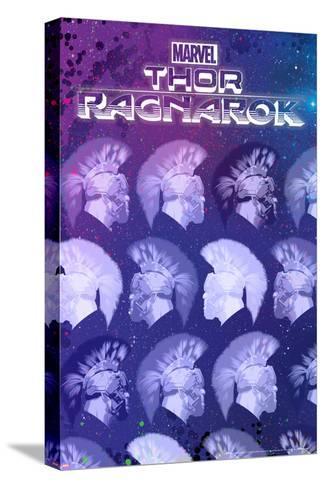 Thor: Ragnarok - Hulk--Stretched Canvas Print
