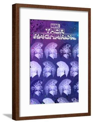 Thor: Ragnarok - Hulk--Framed Art Print