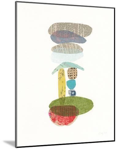 Whimsy V-Courtney Prahl-Mounted Art Print