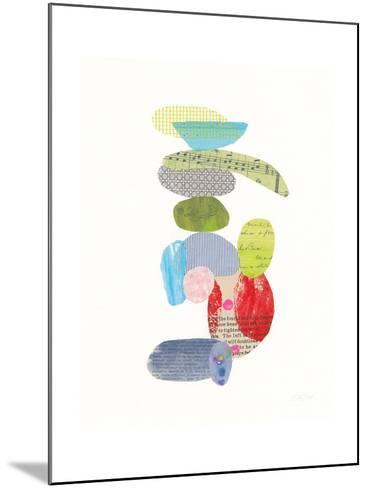 Whimsy III-Courtney Prahl-Mounted Art Print