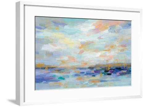 Golden Sunrise-Silvia Vassileva-Framed Art Print