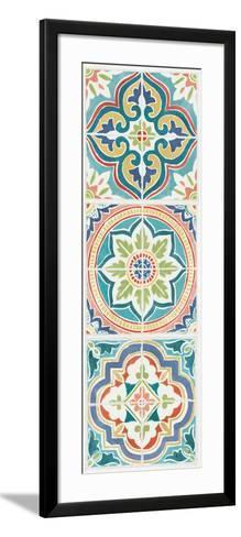 Colorful Journey VII-Pela Studio-Framed Art Print