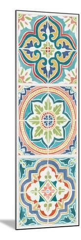 Colorful Journey VII-Pela Studio-Mounted Art Print