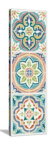 Colorful Journey VII-Pela Studio-Stretched Canvas Print